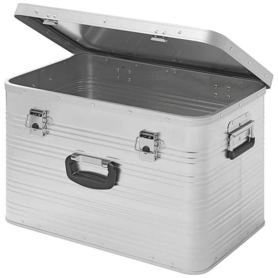 shumee ProPlus Hliníkový prepravný kufor 65 l