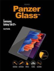 PanzerGlass Edge-to-Edge zaščitno steklo za Samsung Galaxy Tab S7+, prozorno