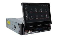 Macrom M-AN6560 - 7'' motorovo vysúvateľný monitor s autorádiom.