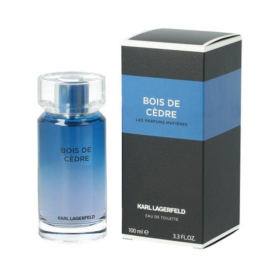 Karl Lagerfeld Bois De Cédre - toaletní voda M Objem: 100 ml