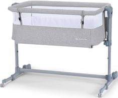 KinderKraft Neste Air otroška posteljica, grey