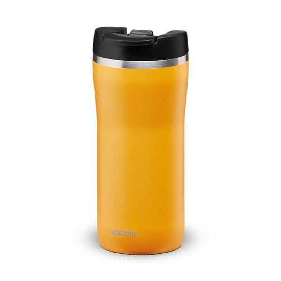 Aladdin Termo lonček Cafe Leak-Lock z vakuumsko izolacijo 0,35 l, rumen