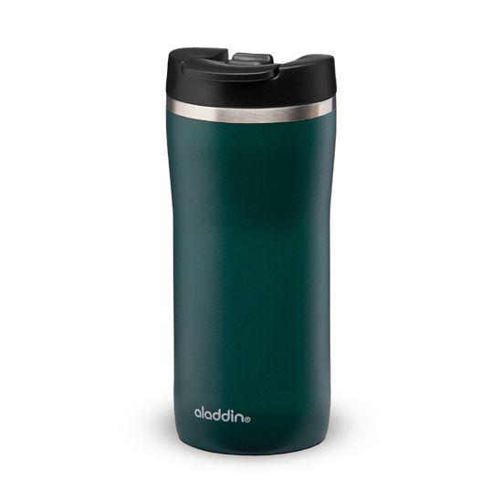 Aladdin Termo lonček Cafe Leak-Lock z vakuumsko izolacijo 0,35 l, zelen