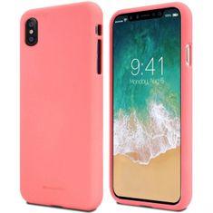 Goospery Soft Feeling ovitek za Huawei P40 Lite, silikonski, roza