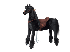 Ponnie Mechanický jezdící kůň Ebony XL PROFI