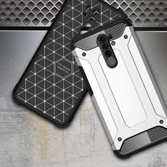 MG Hybrid Armor műanyag tok Xiaomi Redmi 9, fekete