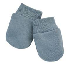 PINOKIO chlapecké rukavice 56 modrá