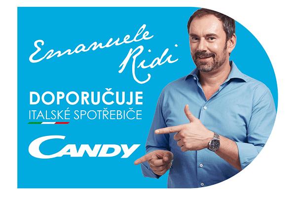 Pračka Candy CS44 1282DE/2-S NFC