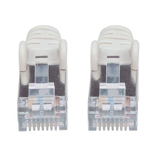Intellinet SFTP mrežni kabel, CAT6a, 10 m, siva