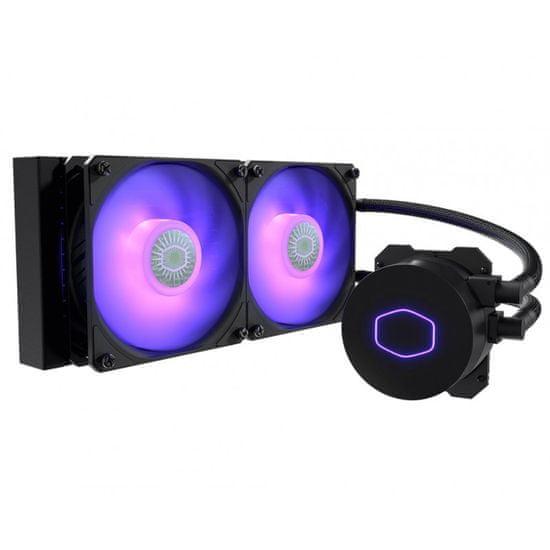 Cooler Master MasterLiquid ML240L V2 RGB vodno hlajenje za procesor