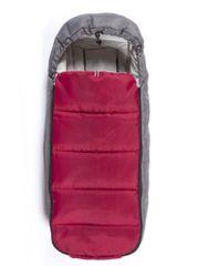 MAST M2 Cocoon spalna vreča za otroški voziček, zimska, vinsko rdeča