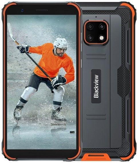 iGET Blackview GBV4900, 3GB/32GB, Orange