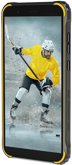 iGET Blackview GBV4900, 3GB/32GB, Yellow