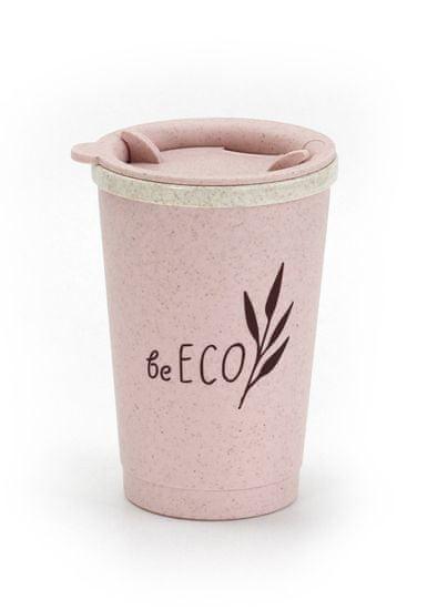 G21 eko skodelica beECO Espresso, 280 ml, roza