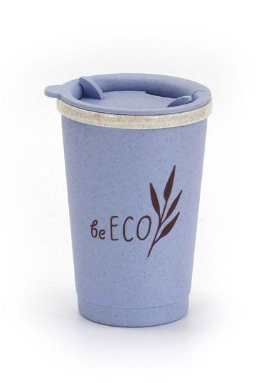 G21 eko skodelica beECO Espresso 280 ml, modra
