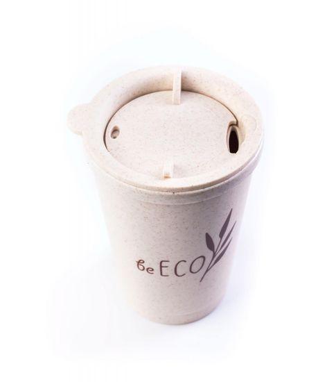 G21 Eko skodelica beECO Espresso, 280 ml, bež