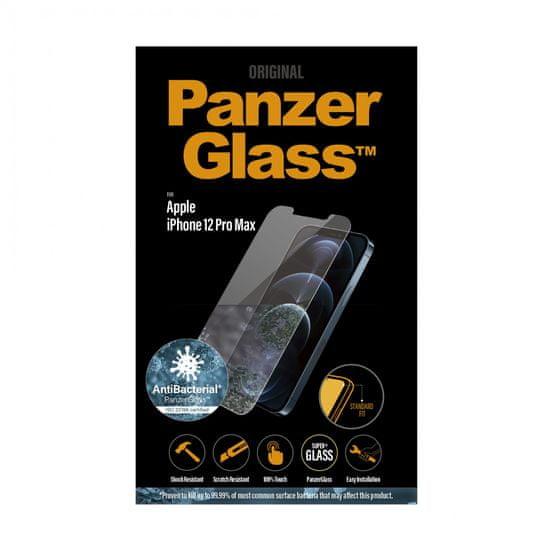 PanzerGlass Standard Antibacterial zaščitno steklo za Apple iPhone 13,71 cm/6,7″ 2709, prozorno