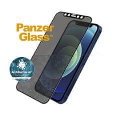 PanzerGlass Edge-to-Edge Privacy Antibacterial zaščitno steklo za Apple iPhone 6,1″ P2711, černé