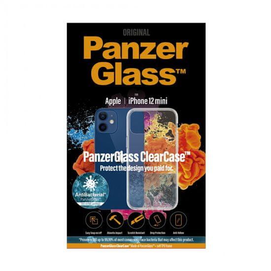 PanzerGlass ClearCase Antibacterial futrola za Apple iPhone 13,71 cm/5,4″ 0248