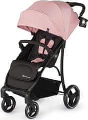 KinderKraft TRIG športni voziček, roza