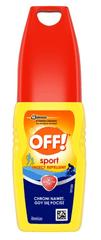 OFF! Repelent Sport s rozprašovačem
