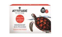 Interkontakt Tablety do myčky ATTITUDE bez fosfátů (26 dávek)