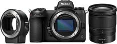 Nikon Z6II brezzrcalni fotoaparat + 24-70 F4 S objektiv + FTZ adapter