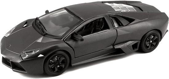 BBurago 1:24 Plus Lamborghini Reventón, szürke