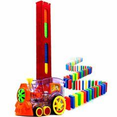LocoShark Didaktična igrača vlak