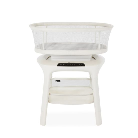 4MOMS MamaRoo Sleep košara za shranjevanje, za otroško posteljico, bela
