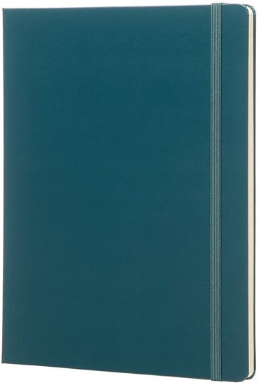 Moleskine pro zvezek, XL, zelen