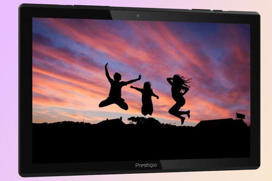 PRESTIGIO tablet Muze 4231, 2GB/16GB, LTE, ciemnoszary