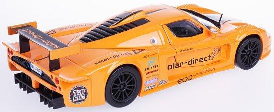 BBurago 1:24 Plus Maserati MC12, narančasti
