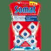 Somat Duo Machine Cleaner tablete za čiščenje pomivalnega stroja, 5 kosov