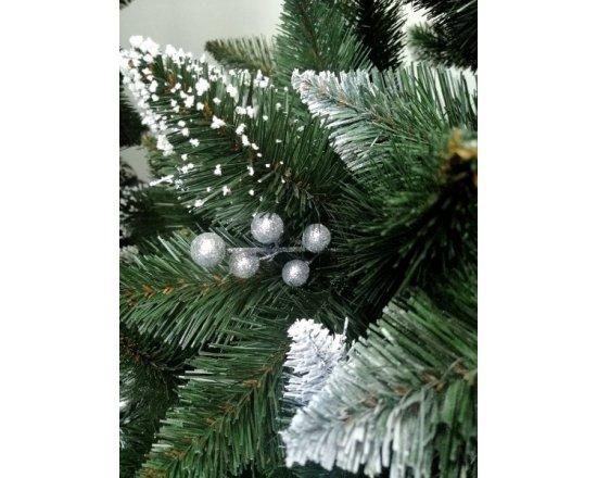 ArtTree Vianočný stromček- Borovica Iza strieborná 180cm