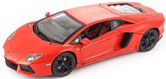 BBurago auto Lamborghini Aventador LP700-4 1:18, pomarańczowy
