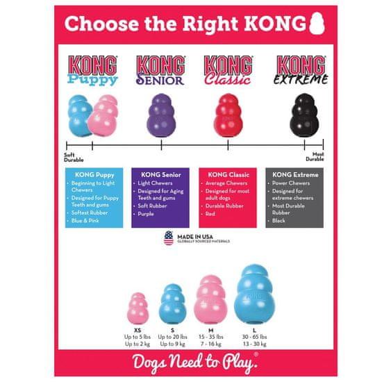 KONG Puppy igračka za pse, S
