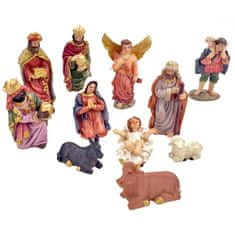 AMADEA Figurky do betlémů - menší 9 cm