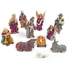 AMADEA Figurky do betlémů - větší 11 cm