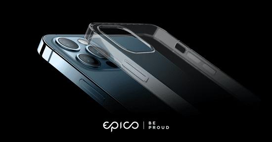 EPICO Hero Case ovitek za iPhone 12/12 Pro, prozoren