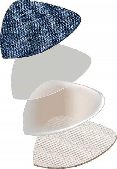 BébéFolie Hladilna blazinica za voziček Blue Denim