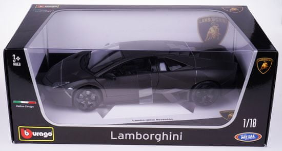 BBurago auto Lamborghini Reventón 1:18, szary