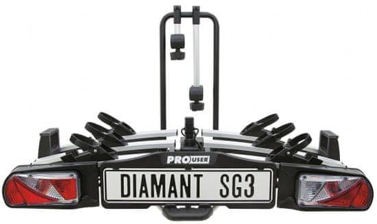 ProUser Diamant SG3 nosilec za kolesa