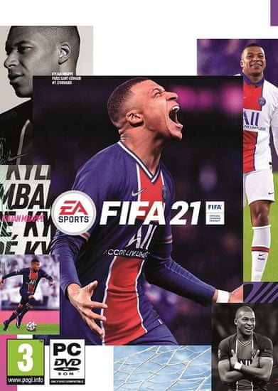 EA Games FIFA 21 igra (PC)