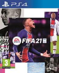 EA Games FIFA 21 igra (PS4)