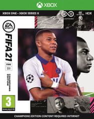 EA Games FIFA 21 - Champions Edition igra (Xbox One)