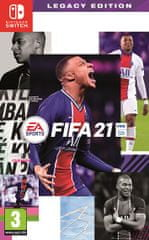EA Games FIFA 21 - Legacy Edition igra (Switch)