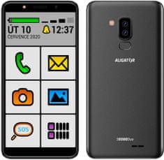 Aligator S6000 Senior, 1GB/16GB, Black
