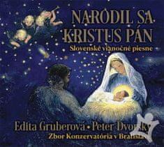 Gruberová Edita, Dvorský Peter: Narodil sa Kristus Pán - CD