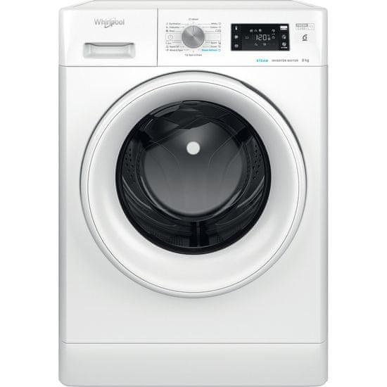 Whirlpool FFB 8248 WV EE pralni stroj, 8 kg, 1200 obr./min